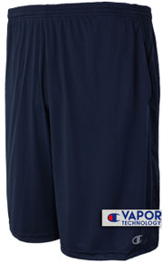 Champion Vapor Tech Athletic Shorts Moisture Wicking Navy 6XL #675B