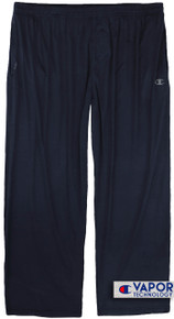 Champion Vapor Tech Athletic PANTS 5XL 6XL Moisture Wicking - Navy #686B