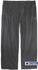 Champion Vapor Tech Athletic PANTS 3XL - 5XL Moisture Wicking - Dark Gray #686C