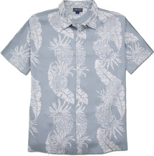 Light gray tropical shirt by Foxfire