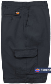 big man dickies cargo shorts navy