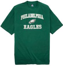 mens big and tall NFL Shirt Green Eagles