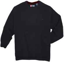 Crewneck Sweater by Chaps NAVY