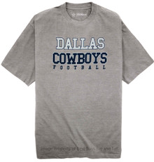 Dallas Cowboys Authentic Printed T-Shirt