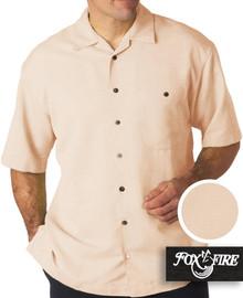 mens xl clothing Linen Cabana Shirt 3XLT