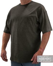 Charcoal NewportXL Short Sleeve T-Shirt