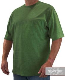 Heather Green NewportXL Short Sleeve T-Shirt