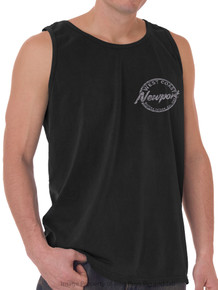 Foxfire COASTAL Print Tank Top BLACK