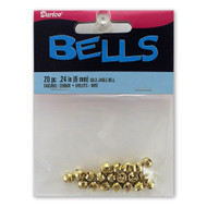 6mm Gold Jingle Bells