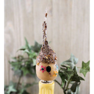 Birdhouse Silicone Candle Lamp Bulb Pop-On