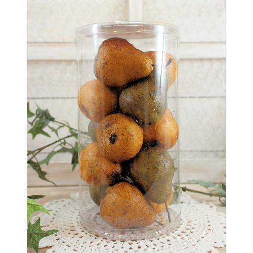 Dry-Look Pears Bowl Fillers Craft Supplies