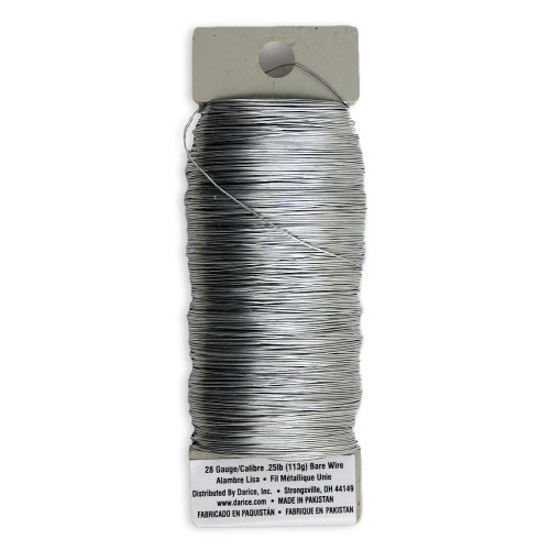 28 Gauge Bare Paddle Wire