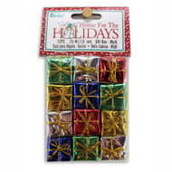 Miniature 3/4-inch Gift Ornaments