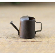 Miniature Rusty Tin Watering Can