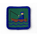 Fishing Mission Patch    265551