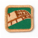 Canoe Building Patch   264358