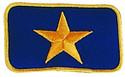 One Star Emblem  262307