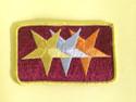 Three Star Pin  262439C