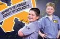 Stockade Flyers (pkg 25)  333417C