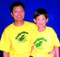 Tadpoles T-Shirt  Boy's sizes, YS, YM, YL