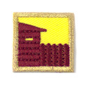 Pioneers: Patches (Package of  10)