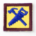 Woodworking: Patches (Package of 10)