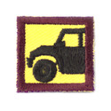 Cars and Trucks: Patches (Package of 10)