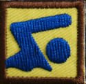 Swimming: Patches (Package of 10)