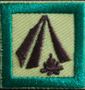 Camping: Patches (Package of 10)