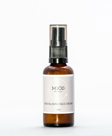 MIOD SKINCARE REVITALISING FACE CREAM