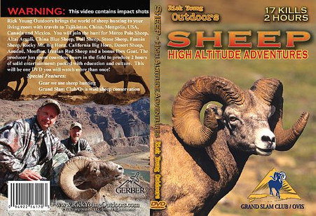 Sheep Hunting Video