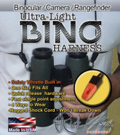 Safety Ultra Light Bino Harness