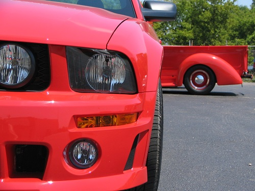 Two fords