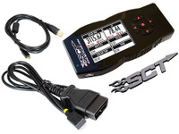 SCT X4 Power Flash Ford Programmer, 1996-2016 Ford Cars and Trucks (Gas and Diesel)