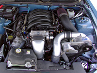 2005-2010 ProCharger H.O. Intercooled Supercharger System with P-1SC-1