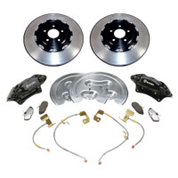 "M-2300-SA Ford Racing 14"" SVT Brake Upgrade Kit with 2-Piece Rotors for 2005-2014 Mustang GT"