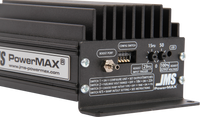 JMS PowerMAX v2 • FuelMAX 22 Volt/44 AMP • Universal Splice-In Voltage Booster   Activated via Internal Boost Pressure Sensor (1-29psi • Dual Input and Output