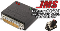 JMS BoostMAX • Works on all 2.3L Ford EcoBoost Vehicles • Adds Additional Boost, Power and Economy• 2015 - 2016 Mustang