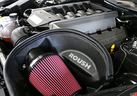421826 Roush Performance Cold Air Intake Kit for 2015 - 2016 Mustang GT