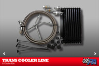PA99201 Performance Automatic Ford Transmission Cooler and Cooler Line Kit, 9-Row