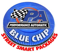 PASS45206 Performance Automatic 4R70W Blue Chip Street Smart System For Small Block Ford 302/351W
