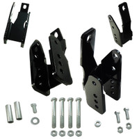 2018 UPR 05-14 Mustang Lower Control Arm Relocation Bracket Kit