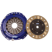 SF483H SPEC Stage 2+ Clutch Kit, 10-spline, 1986 - 2001 Mustang V8