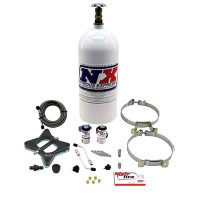 ML3000 Nitrous Express Mainline EFI 4.6 2-Valve System W/10lb Bottle