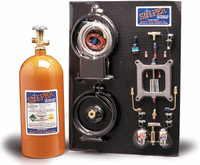 07001NOS Sniper Nitrous System Adjustable From 100-150 HP Standard Holley 4 bbl w/10 lb Bottle