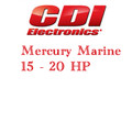 Mercury Marine 15 - 20 HP Outboard ignition application guide