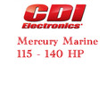 Mercury Marine 115 - 140 HP Outboard ignition application guide