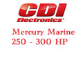 Mercury Marine 250 - 300 HP Outboard ignition application guide