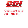 Chrysler/Force 80 - 90 HP Outboard ignition application guide