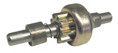 ARCO jack shaft assembly 9 tooth drive gear JSA517